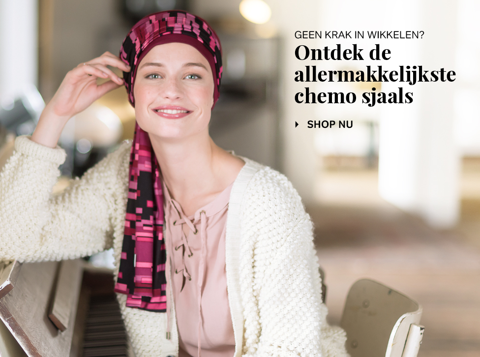 chemo sjaals