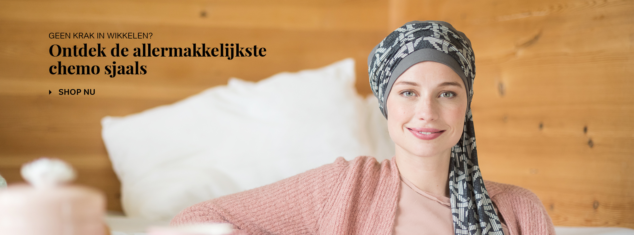 hippe chemo sjaals