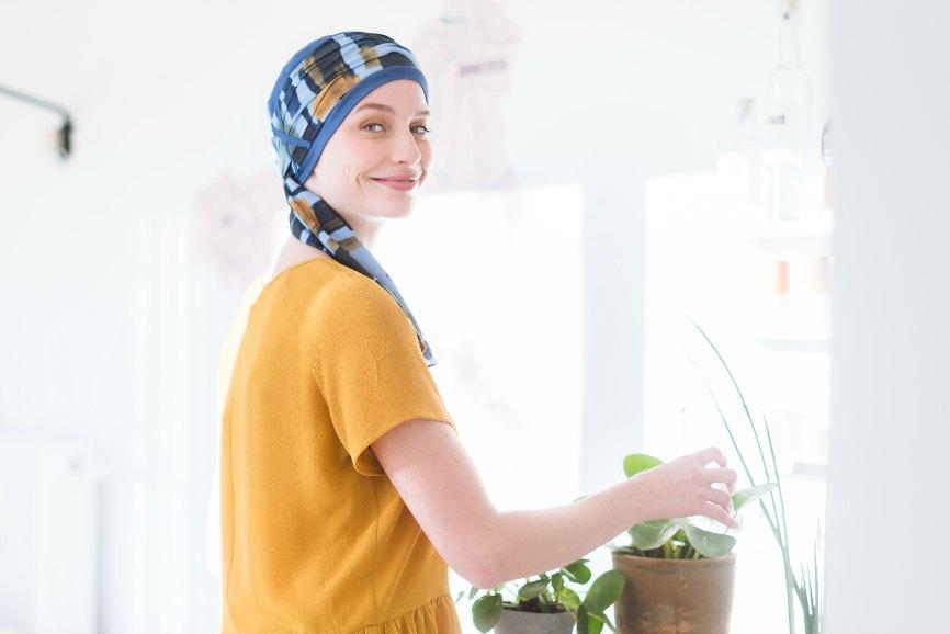 hoofddoekjes chemotherapie rosette la vedette