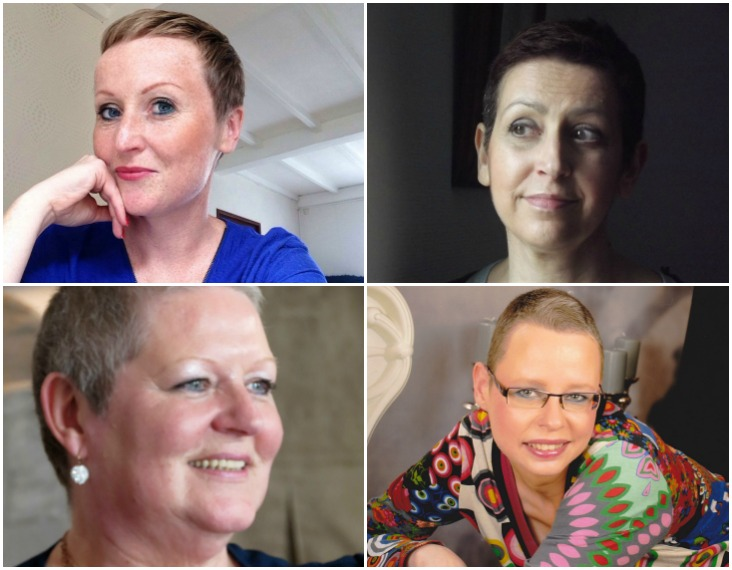 haargroei na chemo
