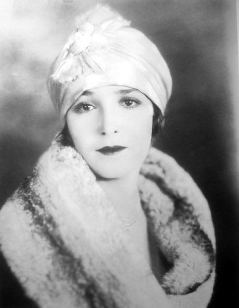 Florence vidor turban