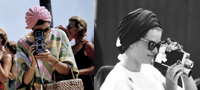 Grace Kelly turban