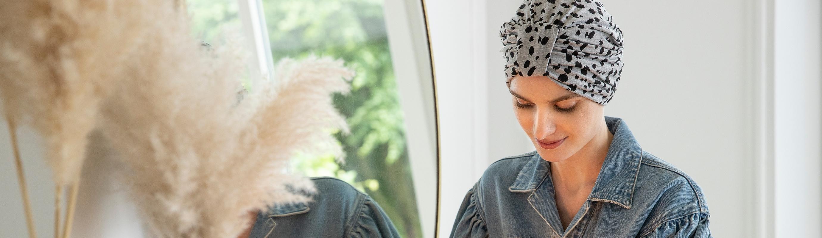 Fashionable turbans Sophia