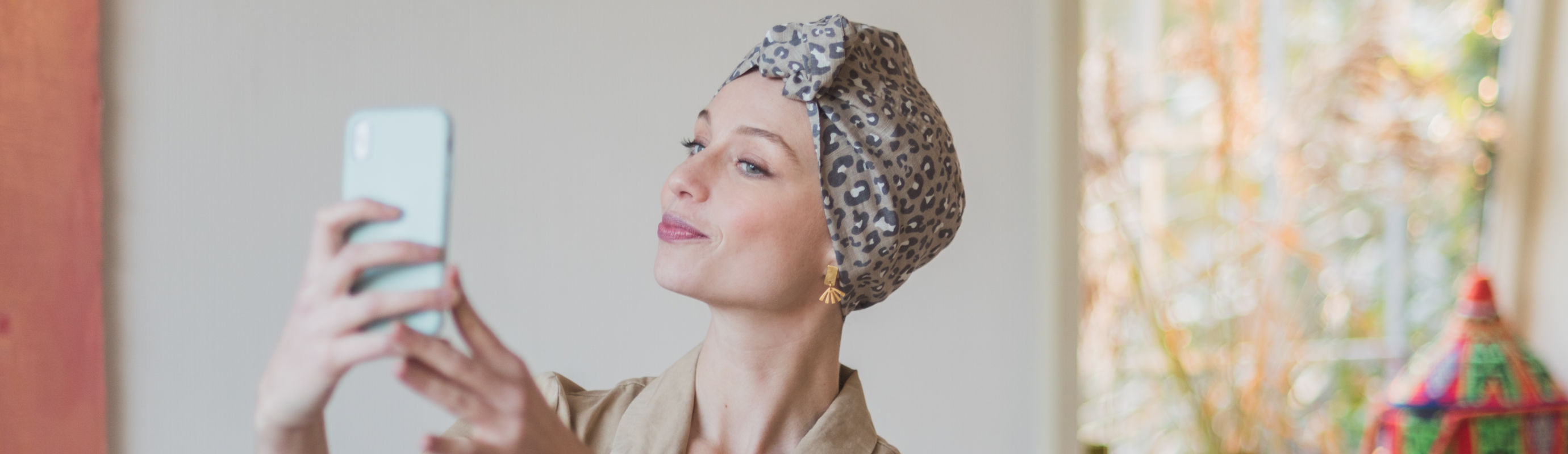 Ultra-light head wraps