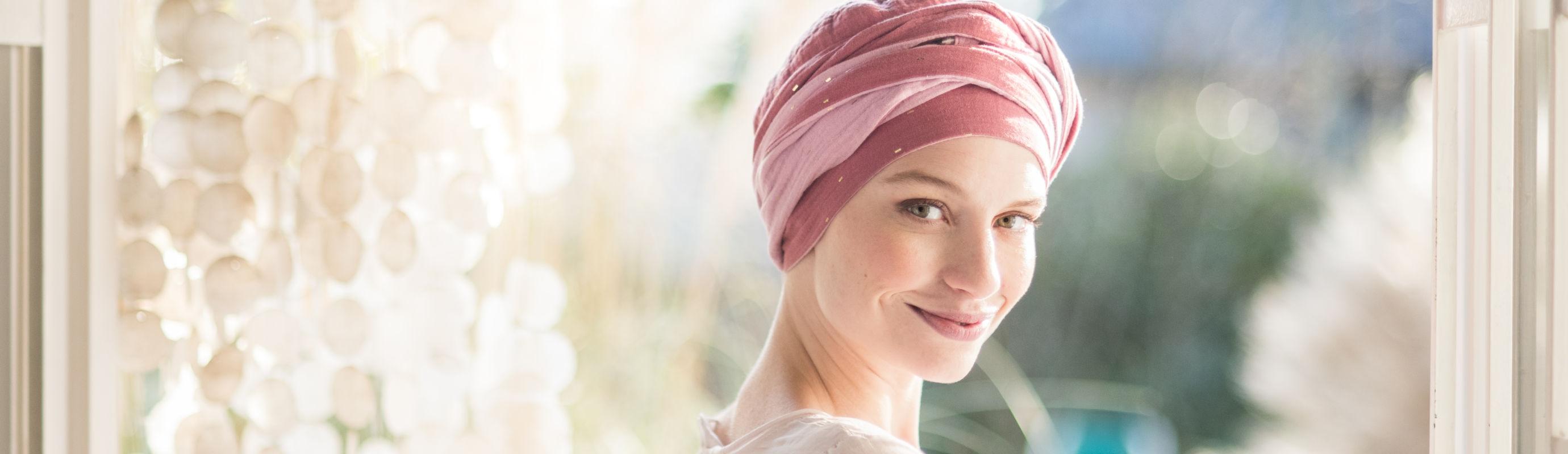Head scarves cotton Hannah