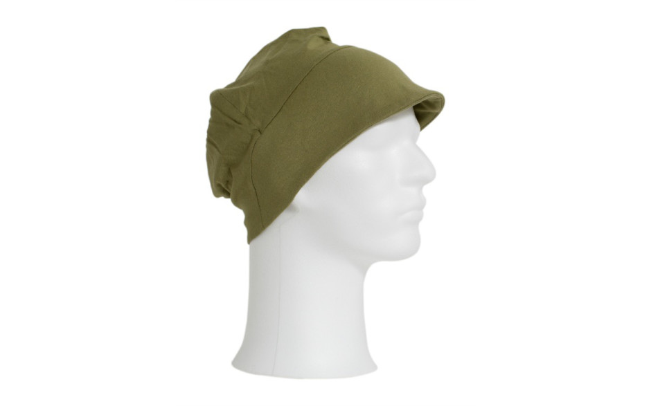Casquette chimio homme - Olive