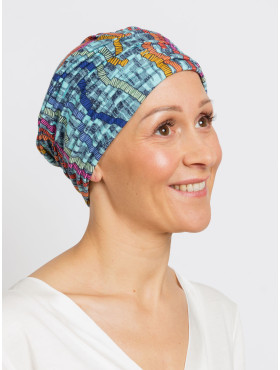 Chemo hat Marlene - Morning