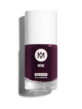 Strenghtening Nail Polish Aubergine - Même
