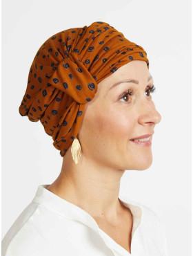 Chemo turban Ella – Caramel