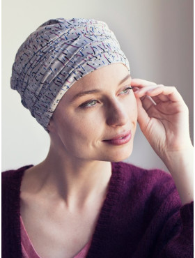Cancer turban Marlene - Opale