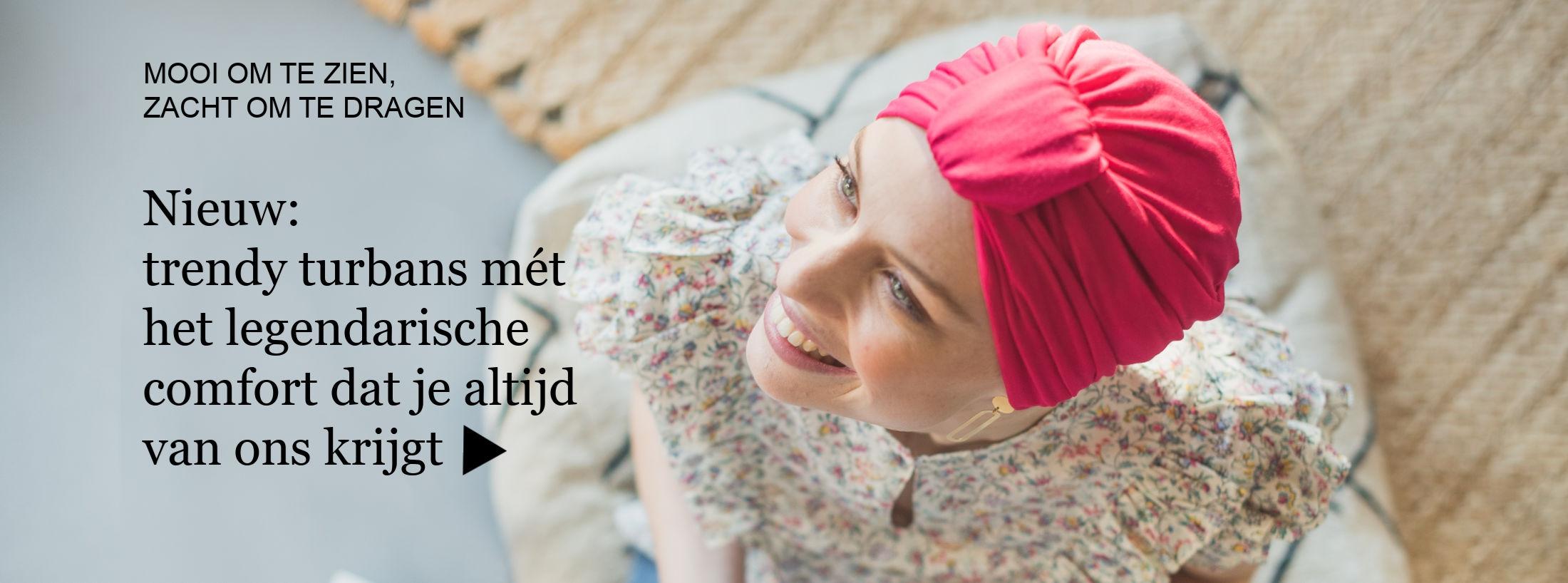 Nieuwe turban mutsjes