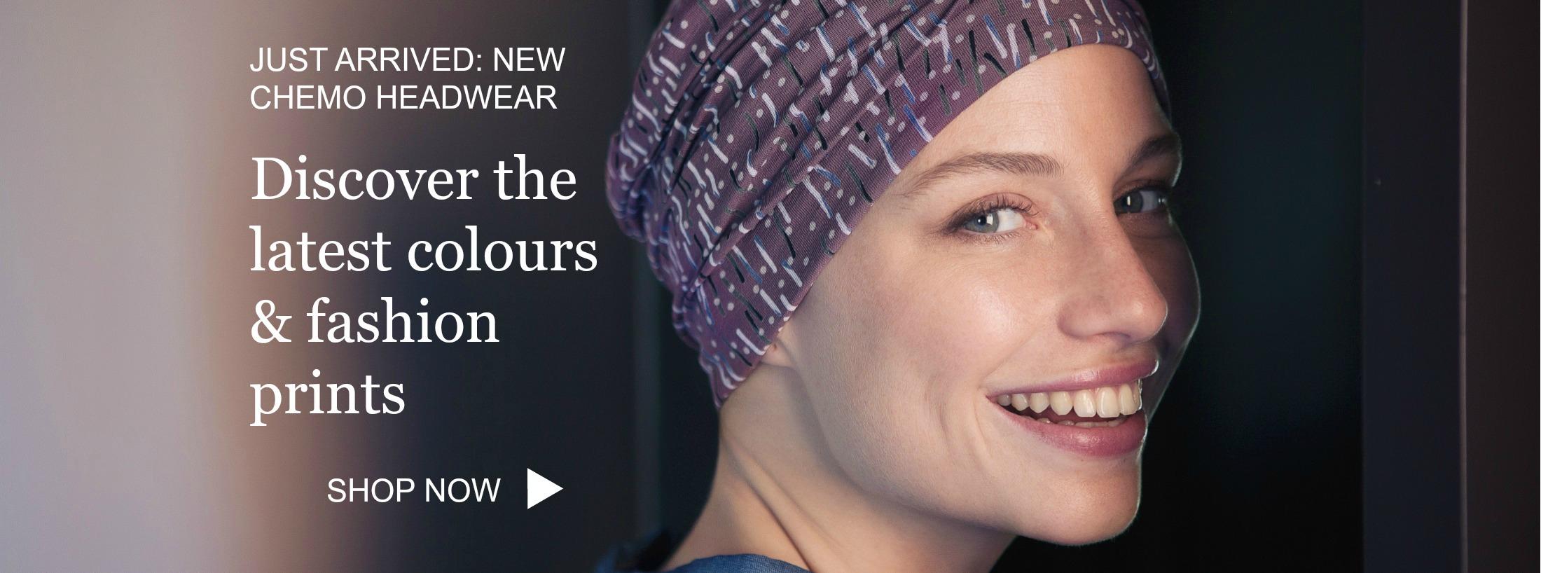 new chemo turbans