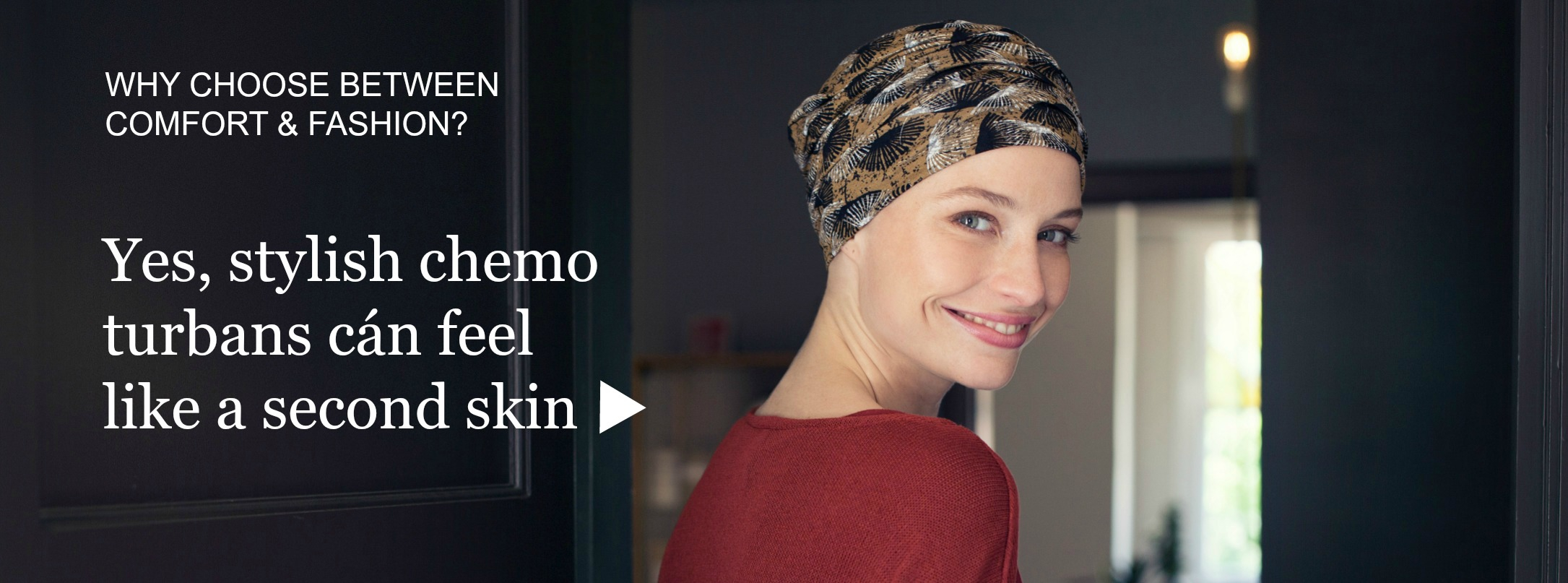 chemo hats and cancer turbans