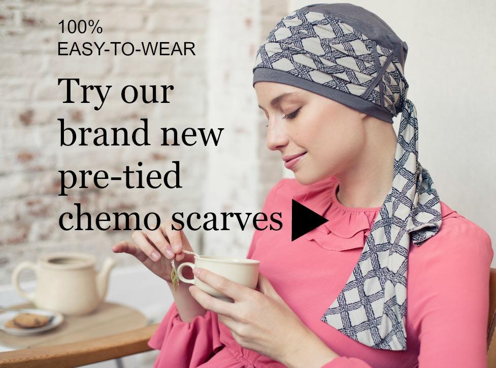 new chemo scarves