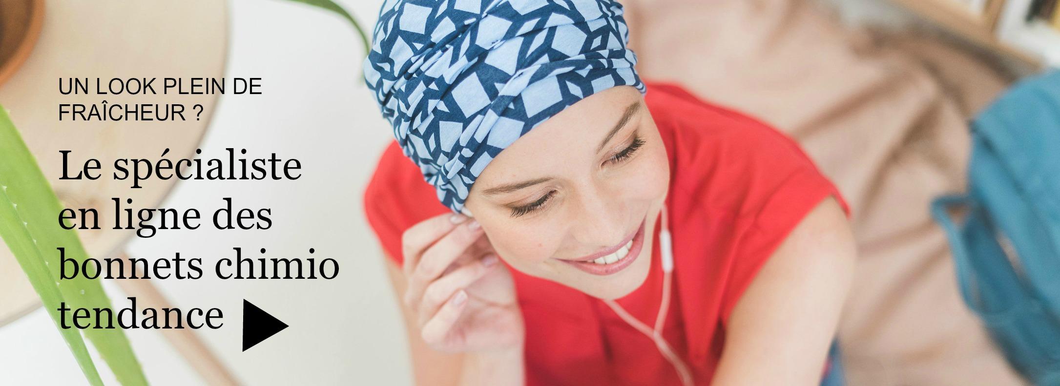 bonnets chimiothérapie