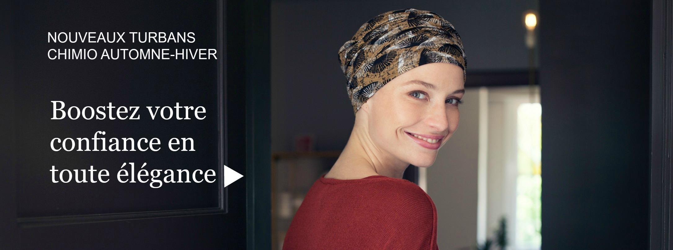 turbans chimio