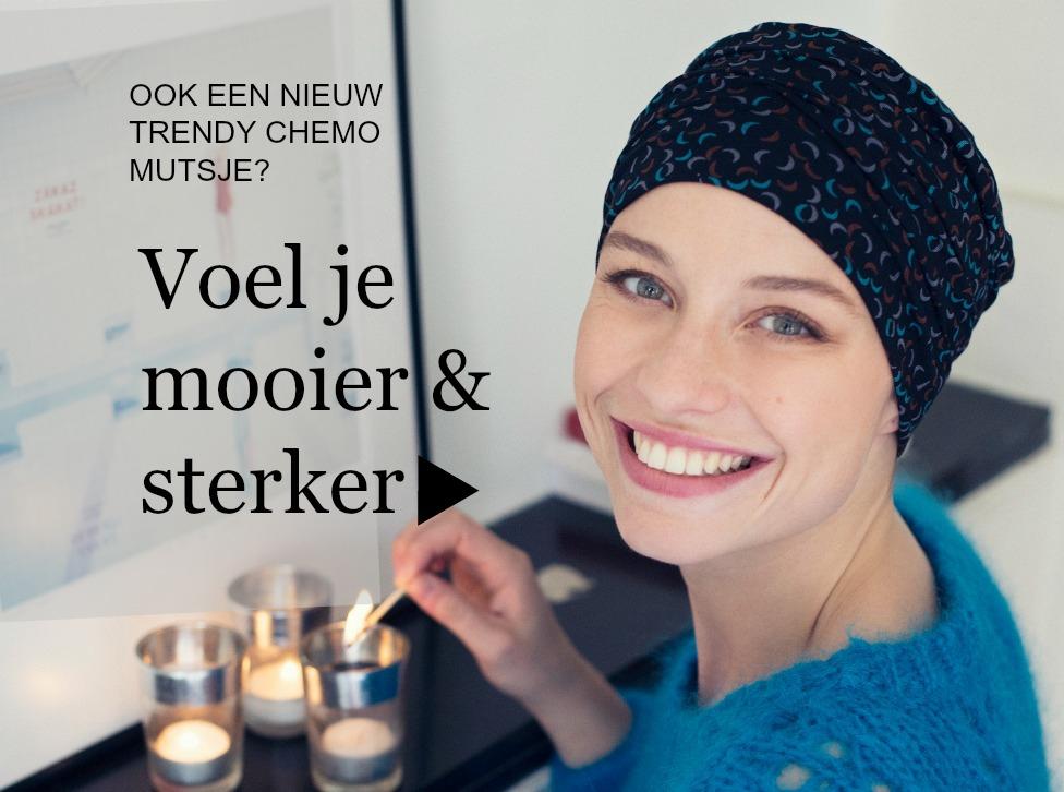 chemo mutsjes na kanker