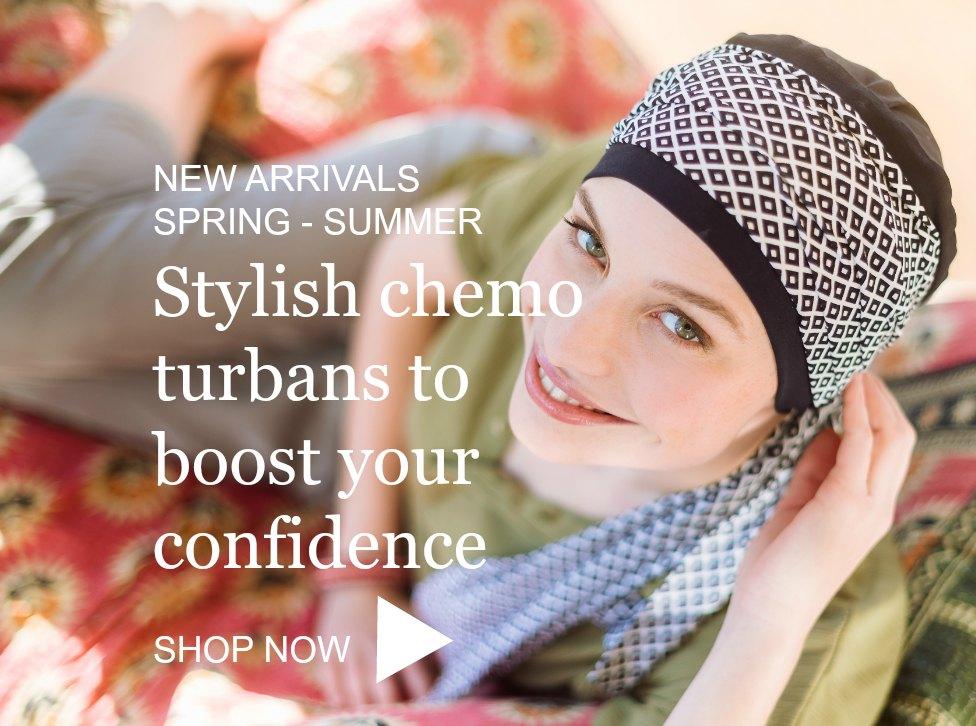 new chemo headwear