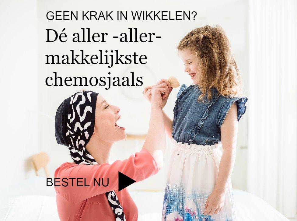 chemo sjaals na kanker