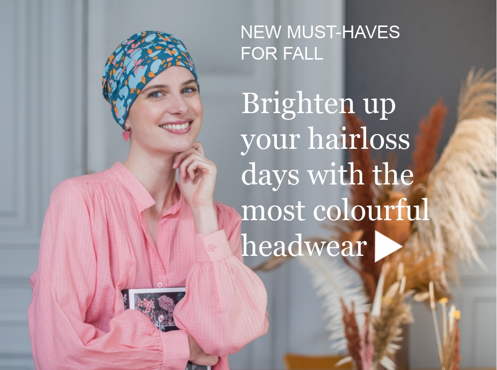 new chemo hats & scarves