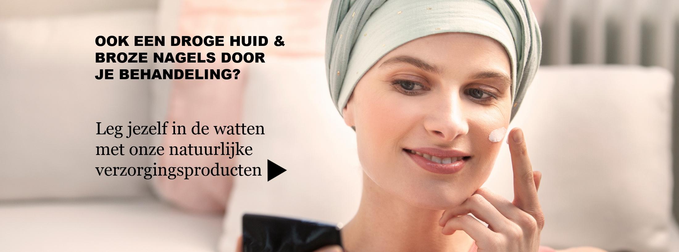 huid & nagels bij kanker