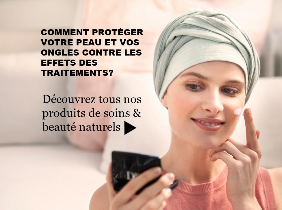 soins de la peau sous chimio