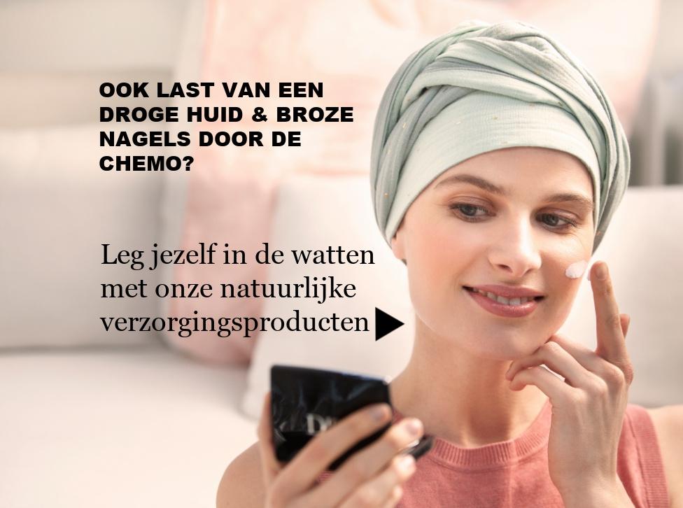 huidverzorging bij chemotherapie