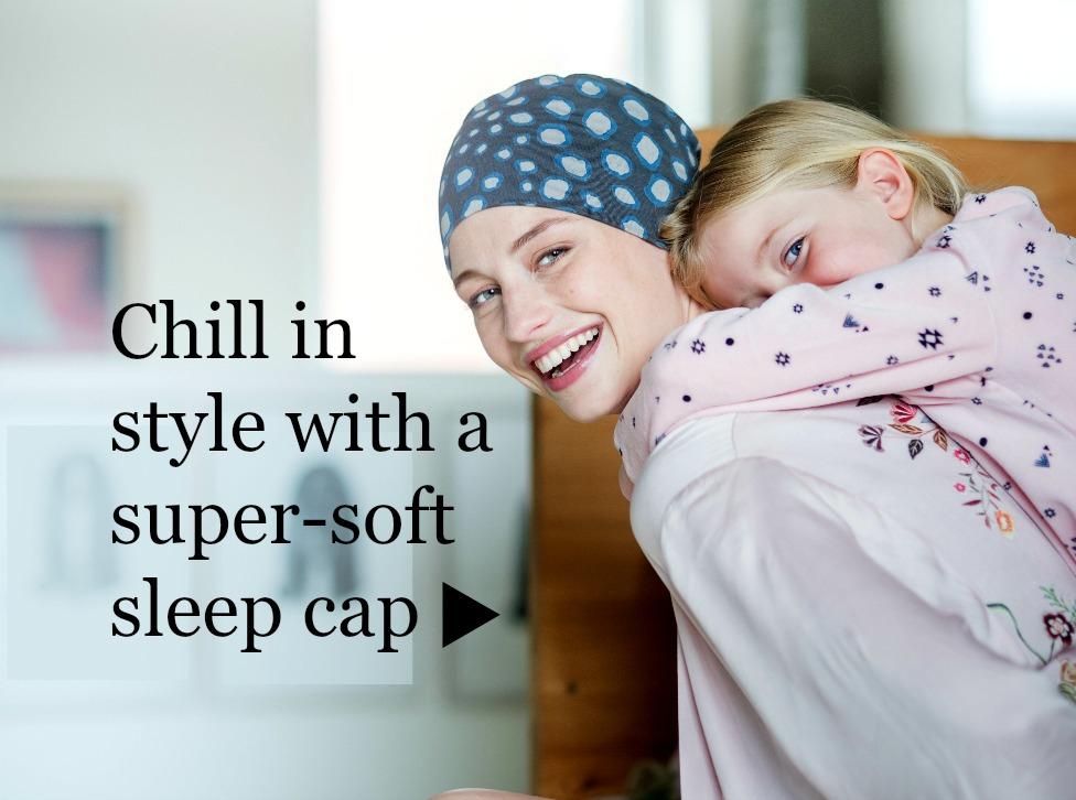 chemo sleep caps alopecia