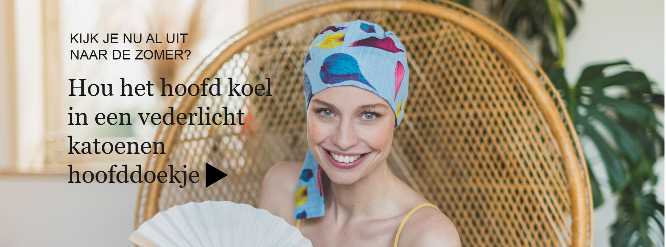 chemo hoofddoekjes na kanker