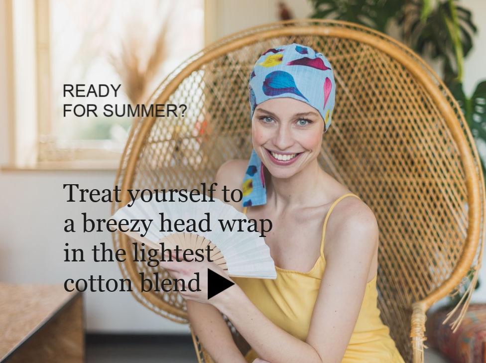 breezy chemo head wraps for alopecia