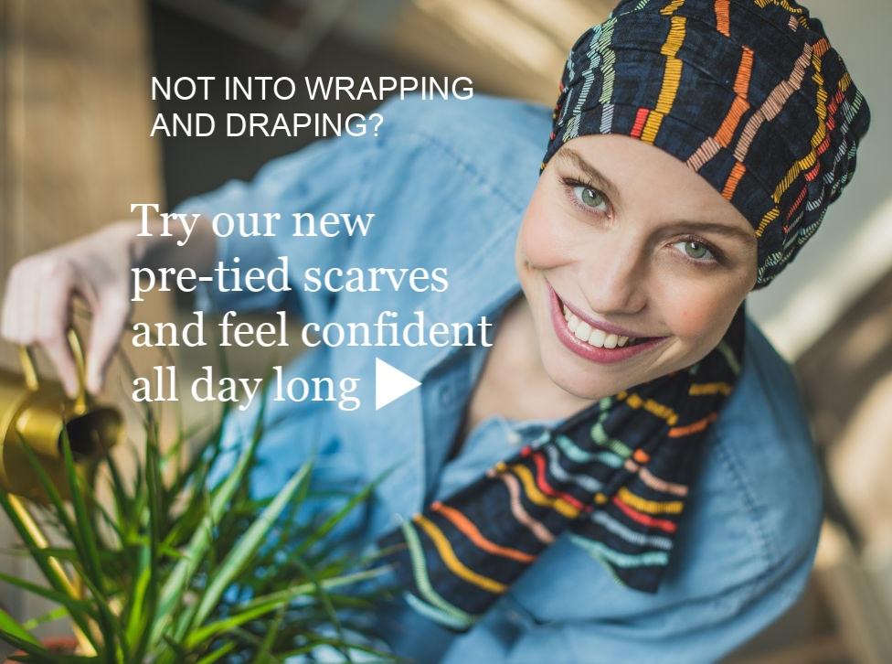 chemo scarves