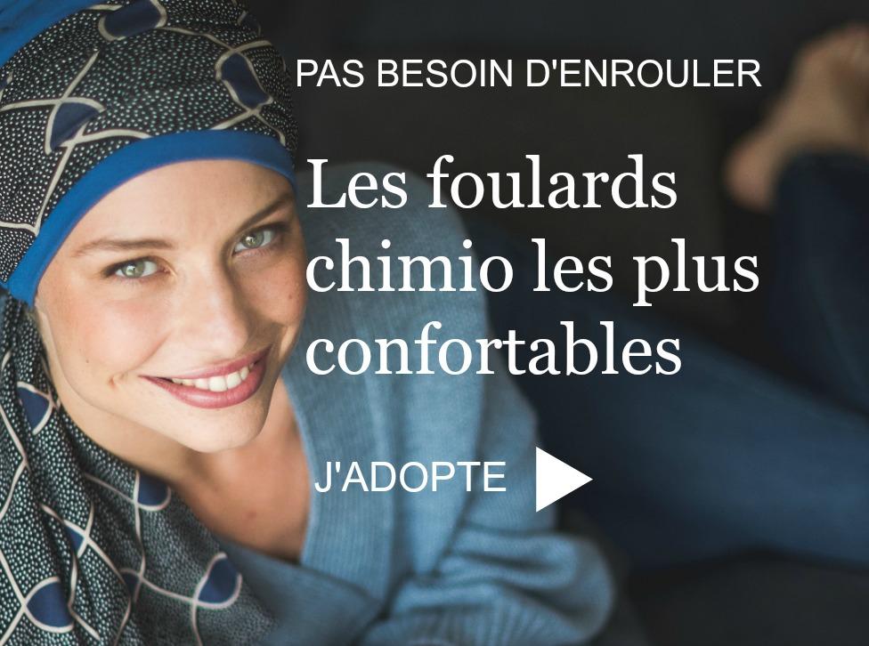 foulards chimio