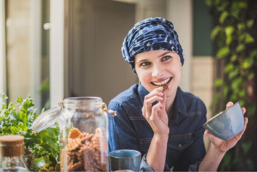 bonnet chimiotherapie rosette la vedette