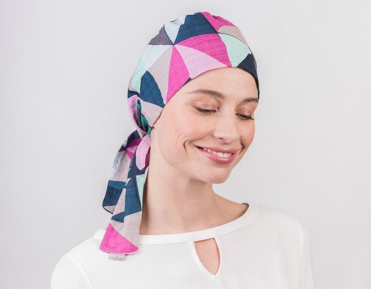 cotton chemo wraps bandana