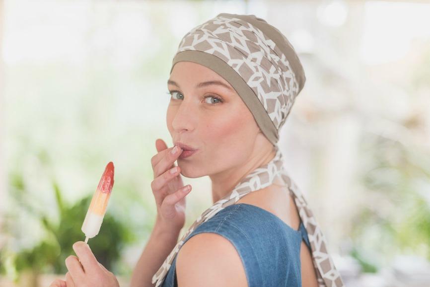 sjaals chemotherapie rosette la vedette