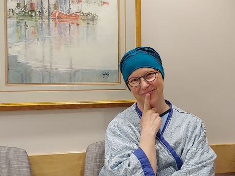 interview kanker Rosette la vedette
