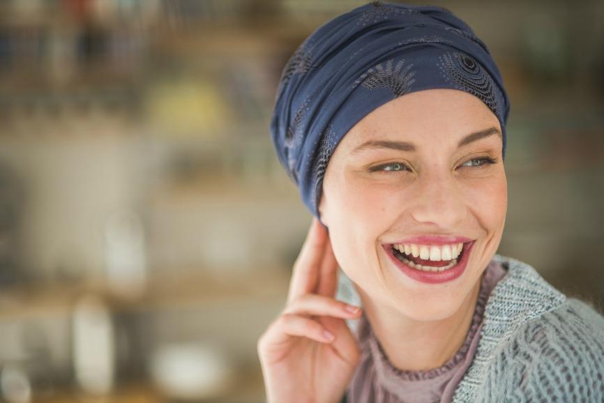 turban chimiotherapie rosette la vedette