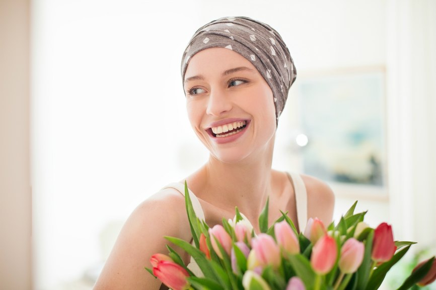 chemo hoofdbedekking rosette la vedette