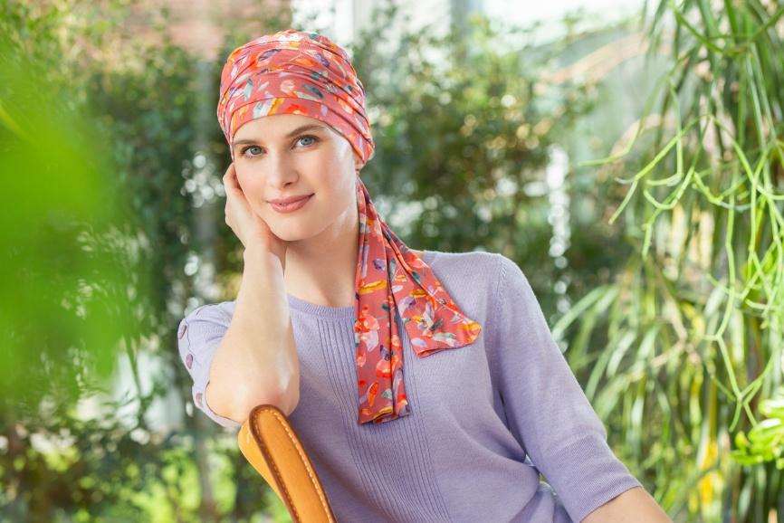sjaals na chemotherapie rosette la vedette