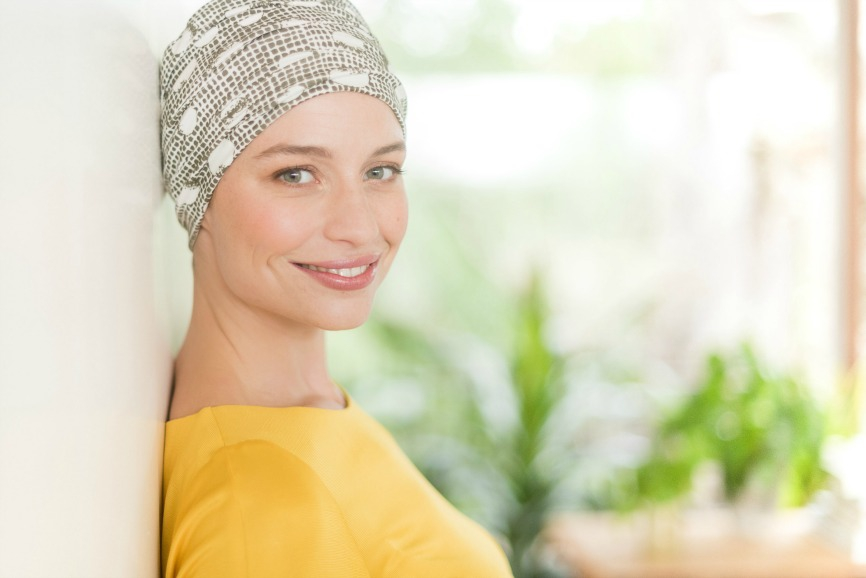 chemo fashion headwear
