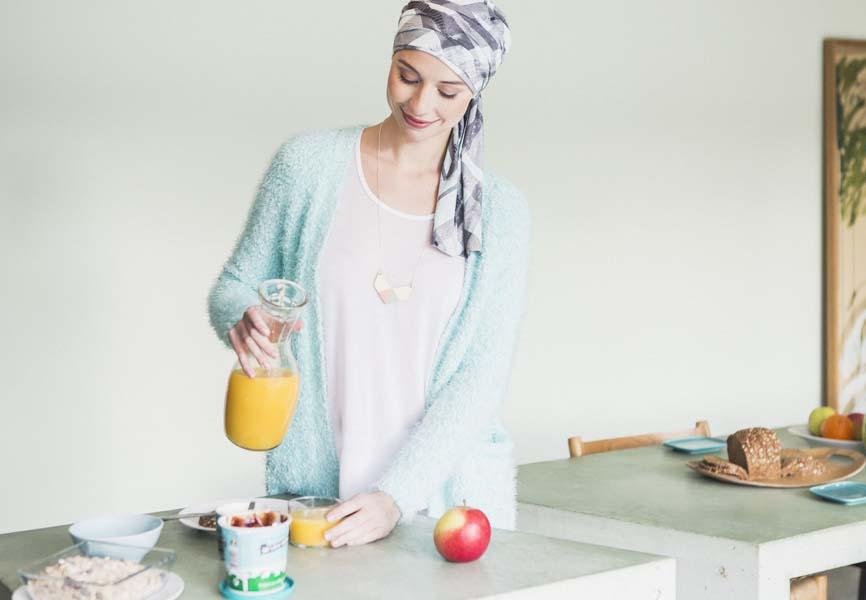 headscarve chemotherapy rosette la vedette