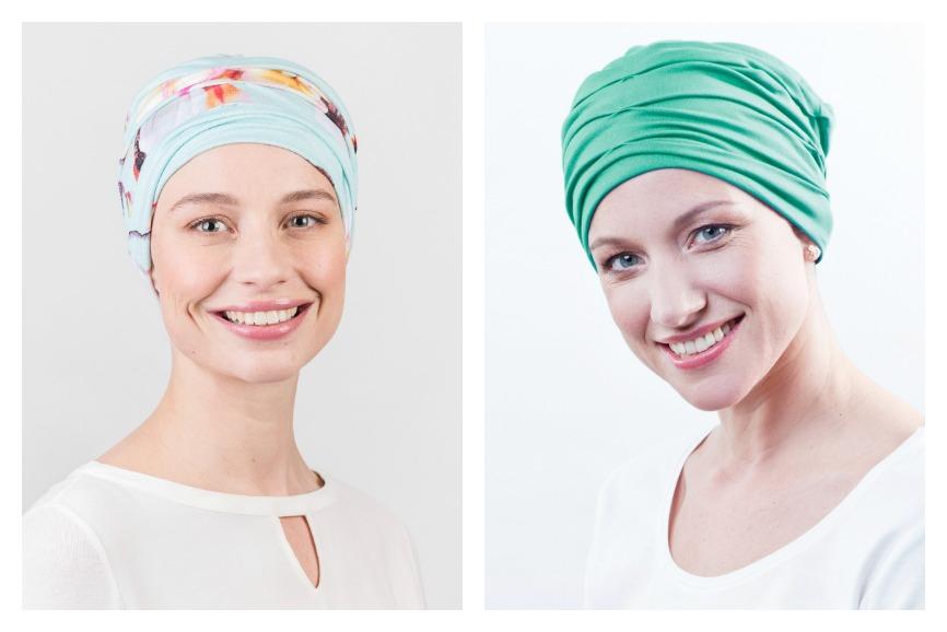 bonnet de chimio rosette la vedette
