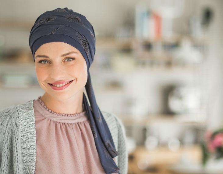 tips chemo hoofdbedekking rosette la vedette