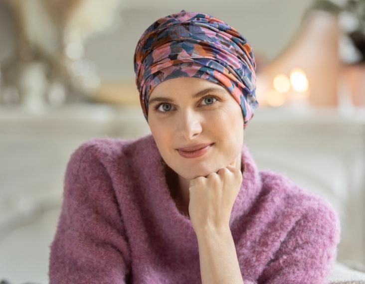 chemo hats for hair loss rosette la vedette