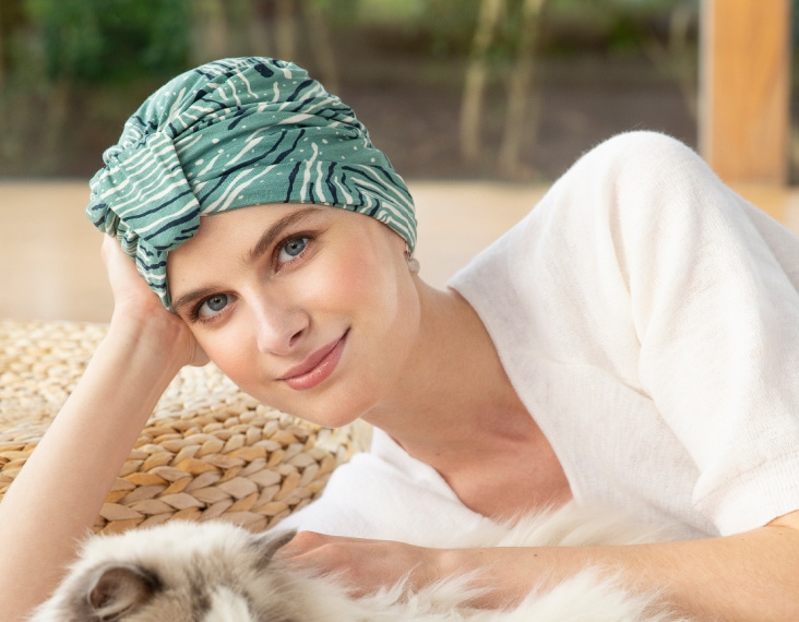 chemo turbans hair loss rosette la vedette