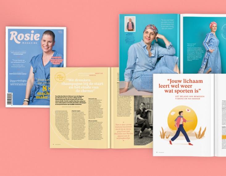 rosie magazine kanker